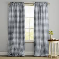 Red Plaid Kitchen Curtains Black And White Checkered Kitchen Curtains