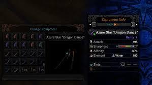 Weapon Mechanics Monster Hunter World Wiki