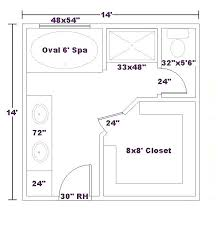 small master bathroom floor plans. 8x8 Bathroom Layout Ideas Plan Design Free Floor Plans Small Master S