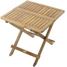 royalcraft hardwood small folding garden table