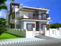 home design foundation dezin decor duplex homes ds max work 3d