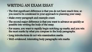 essay writing make essay shine writing an exam essay