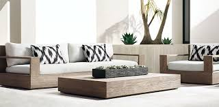 modern furniture collection. Interesting Modern Teak Outdoor Furniture Collections RH Marbella Collection O