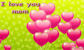 I Love You Mom Desktop Wallpapers