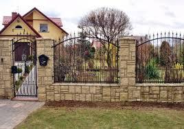 front yard fence design. Delighful Design Vinyl Fence Design Inside Front Yard Fence Design R