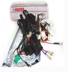 auto part swiss complete wiring harness 500970 for royal enfield electra
