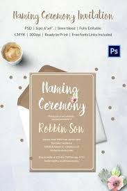 naming ceremony ideas more namkaran invitation card u2016 webdashboardpro