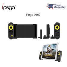 <b>iPega Dual Thorn</b> Wireless Bluetooth <b>Controller</b> Gamepad ...