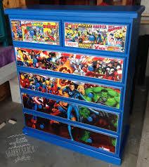 Marvel Bedroom Bookcase For Childrens Bedroom Marvel Avengers Theme Avengers