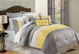 Small Picture bedding set Yellow Grey Bedding Reborn Comforter Bed Sets