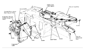 2001 f150 heater diagram wiring diagram rh thebearden co 1997 f150 fuse chart junction box diagram