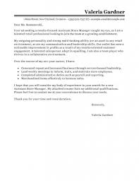 retail management cover letter examples retail management cover letters resume cover letter