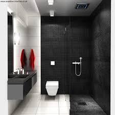 Black And White Bathroom Decor White And Black Bathrooms Decorating Ideas Contemporary Creative