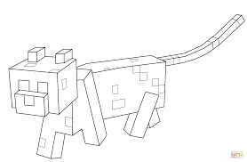 Kids Under 7 Minecraft Coloring Pages Inside Page Viettiinfo