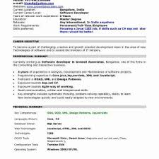 All Resume Format Free Download Mca Sample Resume Download New Mca Resume Format Free Download All