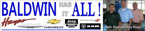 New Used Cars Trucks In White County Ga Hayes Chevrolet In Baldwin Ga