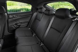 2017 honda civic hatchback sport rear interior seats