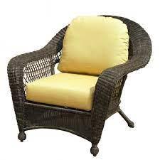 north cape wicker charleston chair