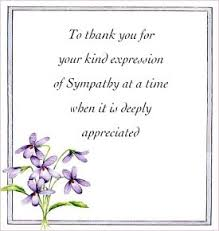 Thank You For Sympathy Card Amazon Com Floral Thank You Sympathy Cards Pack Of 10 Baby