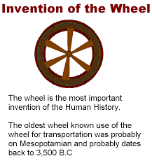 on invention of wheels essay on invention of wheels