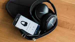 bose 35. the noise cancellation in bose qc-35 headphones. 35 5