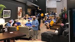 Houston s Mattress Mack opens furniture filled stores to flood