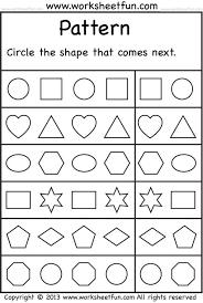 Free Kindergarten Printable Worksheets : Criabooks