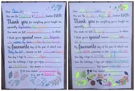 Letters For A Teacher Dear Teacher Letter Be A Fun Mum