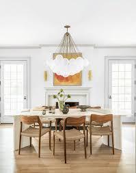 Image Ceiling Lights Explore More Modern Dining Room Ideas Livingetc Statement Dining Room Lighting Ideas