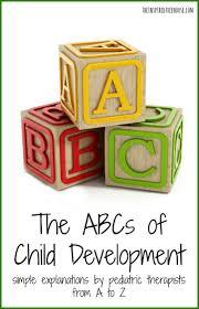 the abcs of child development developmental skills