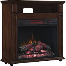 Lifesmart Infrared Electric Fireplace Warms Any Room  The Home Infrared Fireplace Heater