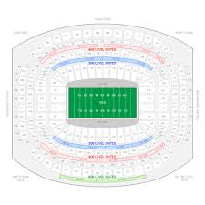 Reliant Seating Chart Football Houston Texans Suite Rentals Nrg Stadium