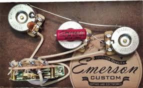 way strat prewired kit emerson custom emerson electronics 5 way strat prewired kit emerson custom