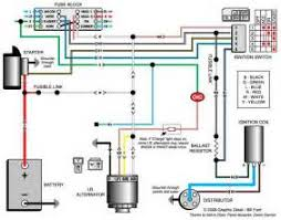 toyota k alternator wiring diagram images charging system wiring diagram