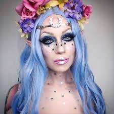 iele makeup art fairy nature spirit nymph night moonlight ideas of elf costume