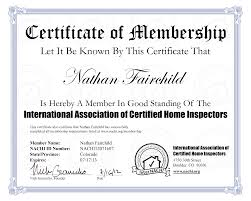 denver home inspection home inspection checklist colorado ahit nfairchild certificate