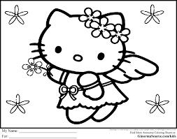 nice kittens coloring pages to print appealing kitty printable image pics for kitten