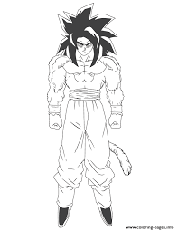 Small Picture dragon ball z bardock cartoon coloring page Coloring pages Printable