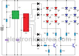 wiring diagram for police lights wiring image police style strobe light circuit electronics area on wiring diagram for police lights