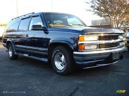 1997 Chevrolet Suburban - Information and photos - MOMENTcar