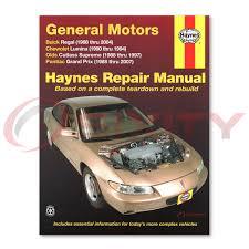 pontiac grand prix haynes repair manual gt2 se base gxp gt1 gtp pontiac grand prix haynes repair manual gt2 se base gxp gt1 gtp ste le zr
