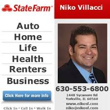 The Best 10 Insurance near Niko Villacci - State Farm Insurance Agent in  Yorkville, IL - Yelp