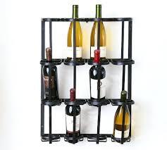 pallet wall wine rack. Wall Wine Rack Vintage Blacksmith Diy Pallet