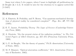 Bibtex Some Citation Numbers In Bold Others Not Tex Latex