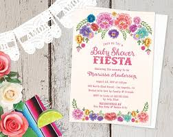 mexican fiesta theme baby shower invitations spanish fl ideas invitation poems es in free sayings nautical girl wording boy