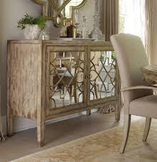 Mirrored Furniture Living Room Hooker Furniture Living Room Sanctuary Two Door Mirrored Console