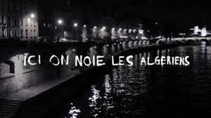 algerie 17 Octobre 1961 seine ile ilgili görsel sonucu