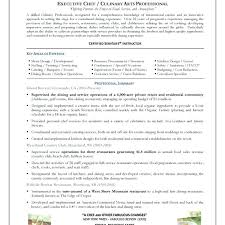 Chef Resume Chef Resume Sample Head Chef Resume Cover Letter ...