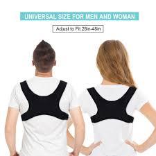<b>New Spine Posture Corrector</b> Back Pain Shoulder Posture ...