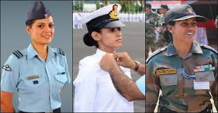 These Lady Officers Will Motivate You To Join The Indian Army Navy